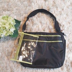 Trend lab diaper bag set